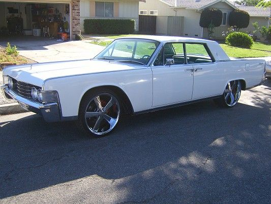1965 Lincoln Continental $11,500 - 100358186 | Custom Classic Car