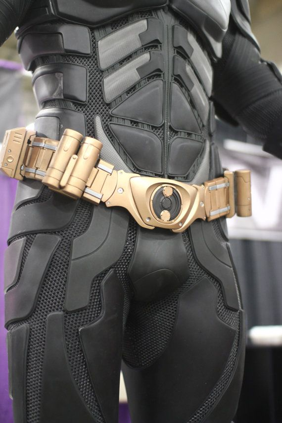 Dark Knight Rises Utility Belt - by RevDesignIndustries - Etsy Shop -