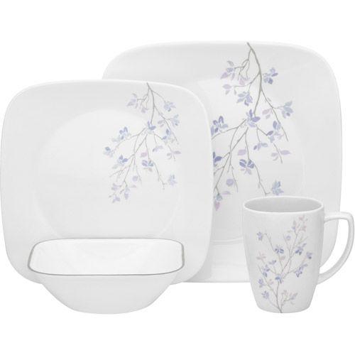 Home Corelle Dinnerware Dinnerware Sets Walmart Dinnerware Sets