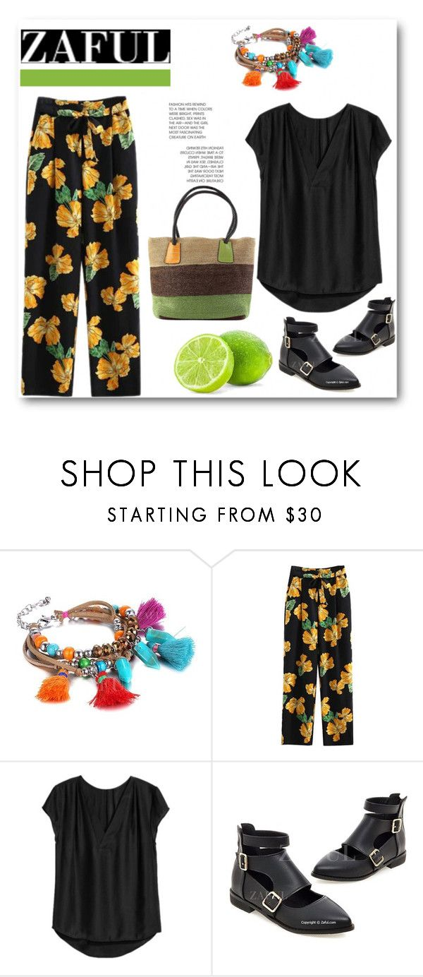 """""""ZAFUL (III/11)"""" by albinnaflower ❤ liked on Polyvore featuring vintage and zaful"""