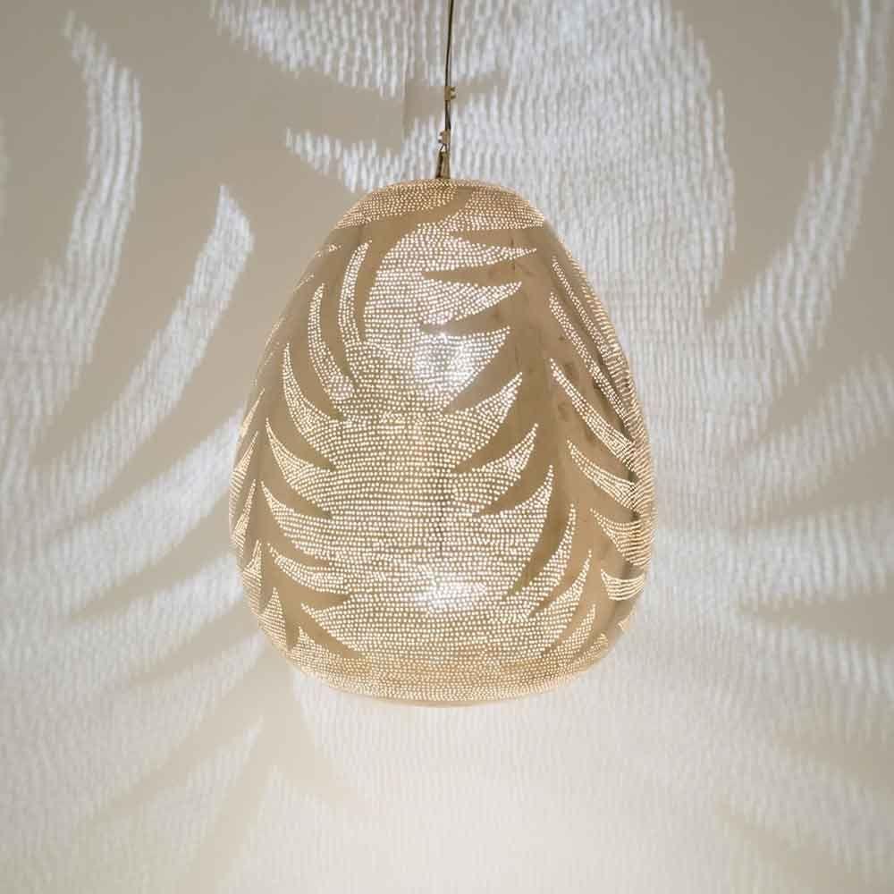 Orientalische Lampe Tahani Gold Hangeleuchte Orientalische Lampen Orient Lampe