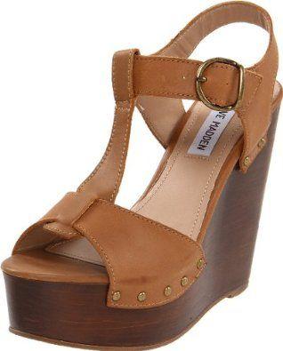 4dfb5854613 Steve Madden Women's Wyliee T-Strap Sandal $89.95 | Shoes ...