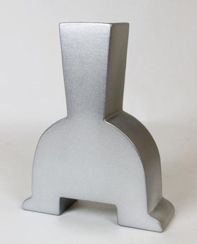 MEMPHIS Milano Designer Luciano PACCAGNELLA Fibrillo Vase Sottsass Yantra Style   eBay