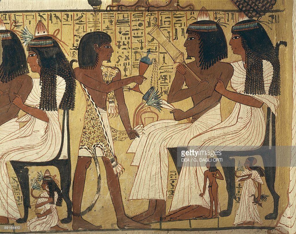 Afbeeldingsresultaat voor egyptian mural painting