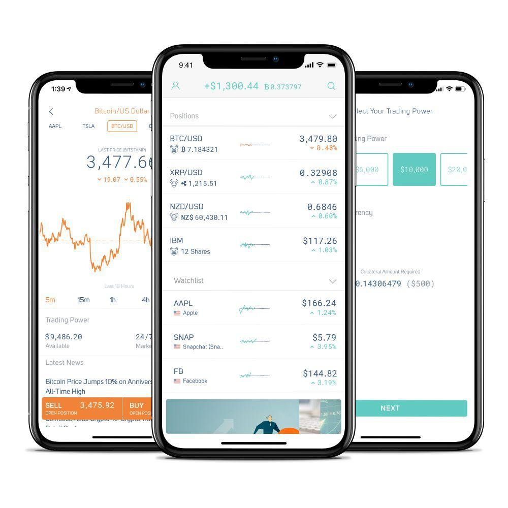 Fintech Firm Launches App For Crypto Owners to Trade All