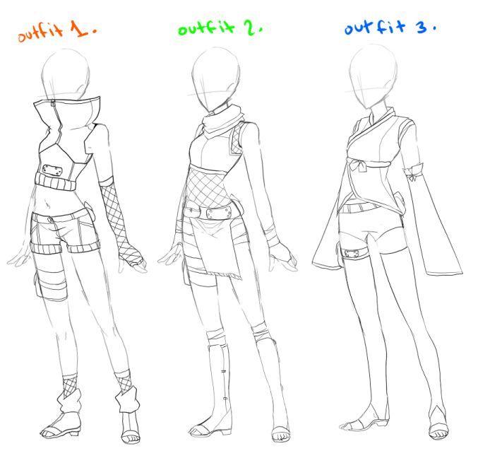 Resultado de imagem para female ninja fighting gear
