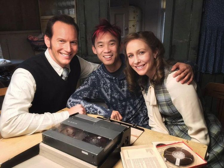 'The Conjuring 2': James Wan On Expectations From The Sequel - http://www.movienewsguide.com/conjuring-2-james-wan-expectations-sequel/197100