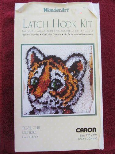 Latch Hook Kits Wonder
