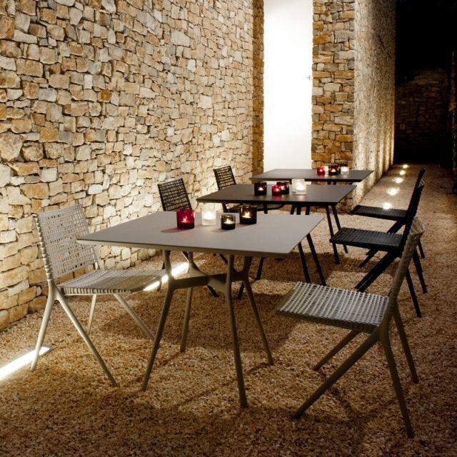 Table Tribù Branch. Design Altherr Lievore Molina. Table en ...