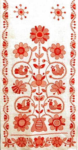 Ukranian Embroidered Folk Art... | Folk Art/Design | Pinterest ...