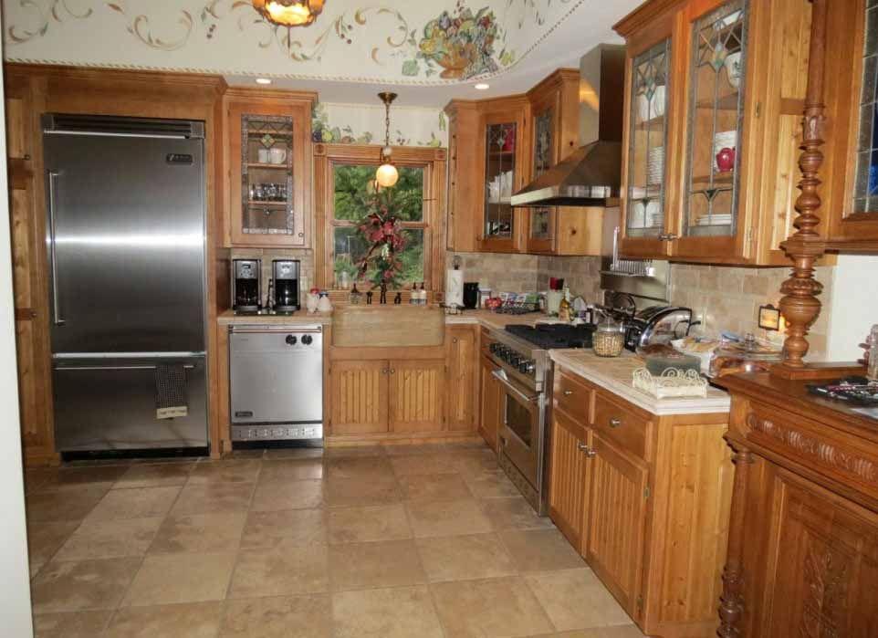 Jenis Lantai Dapur Klasik Gambar 171