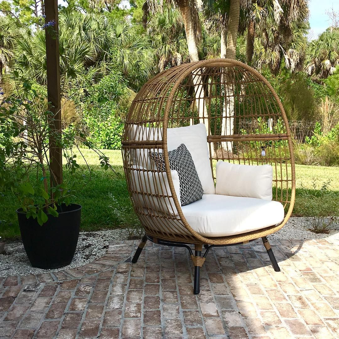 Southport Patio Egg Chair Opalhouse Dining room chair
