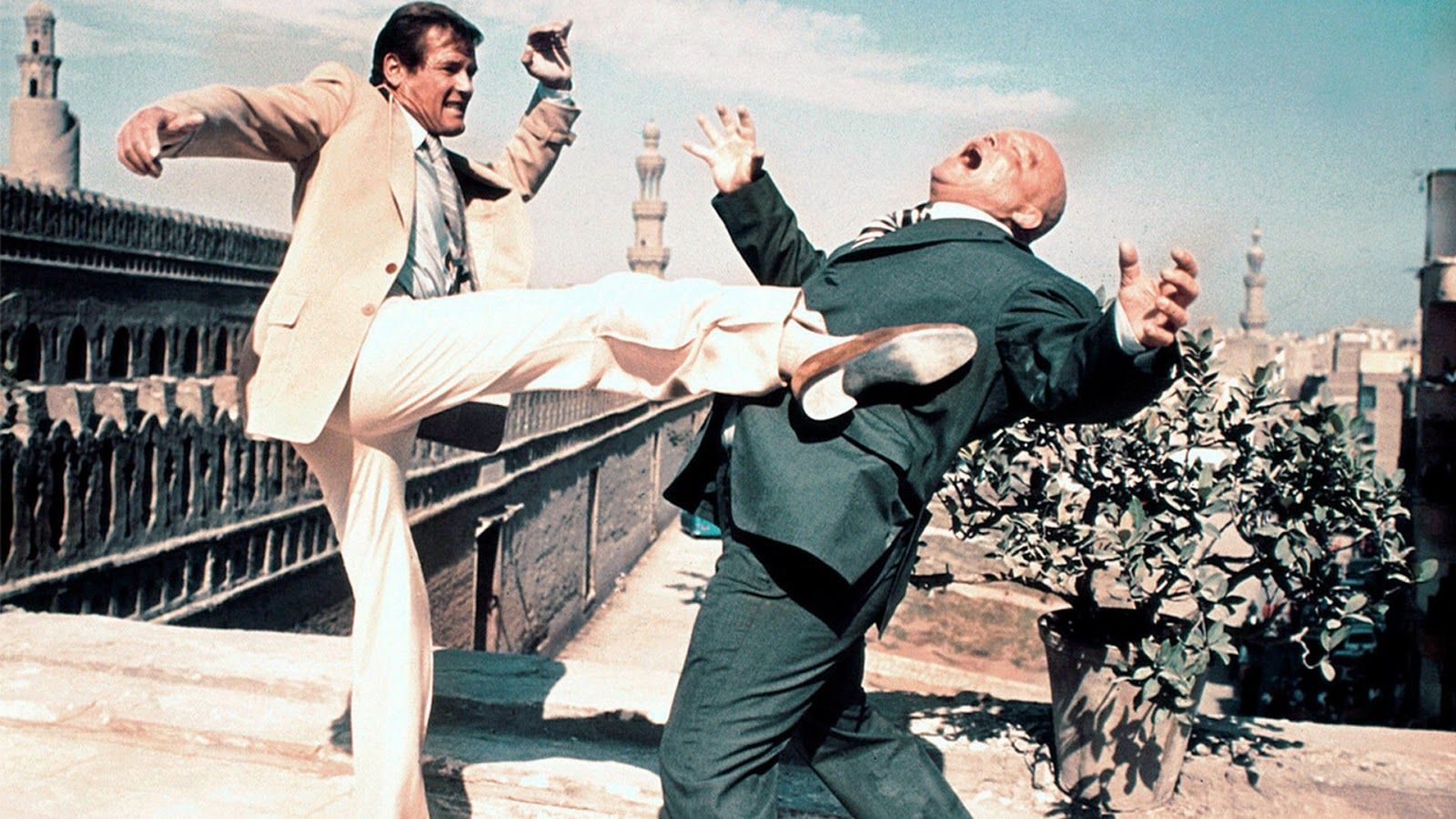 Image result for james bond fighting