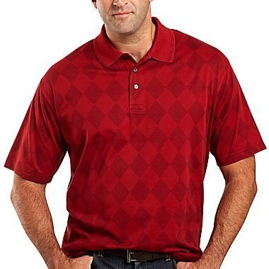 353c1390d St. John's Bay® Quick-Dry Polo Shirt - Big & Tall - jcpenney ...