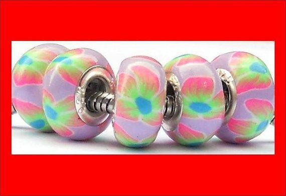 Fimo Euro Beads