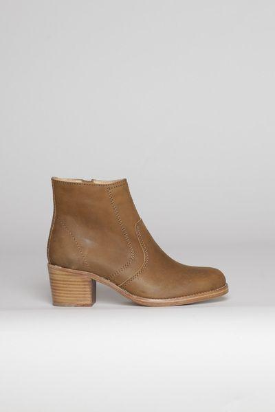 Chaussures - Bottines Apc r0YaAcukNU