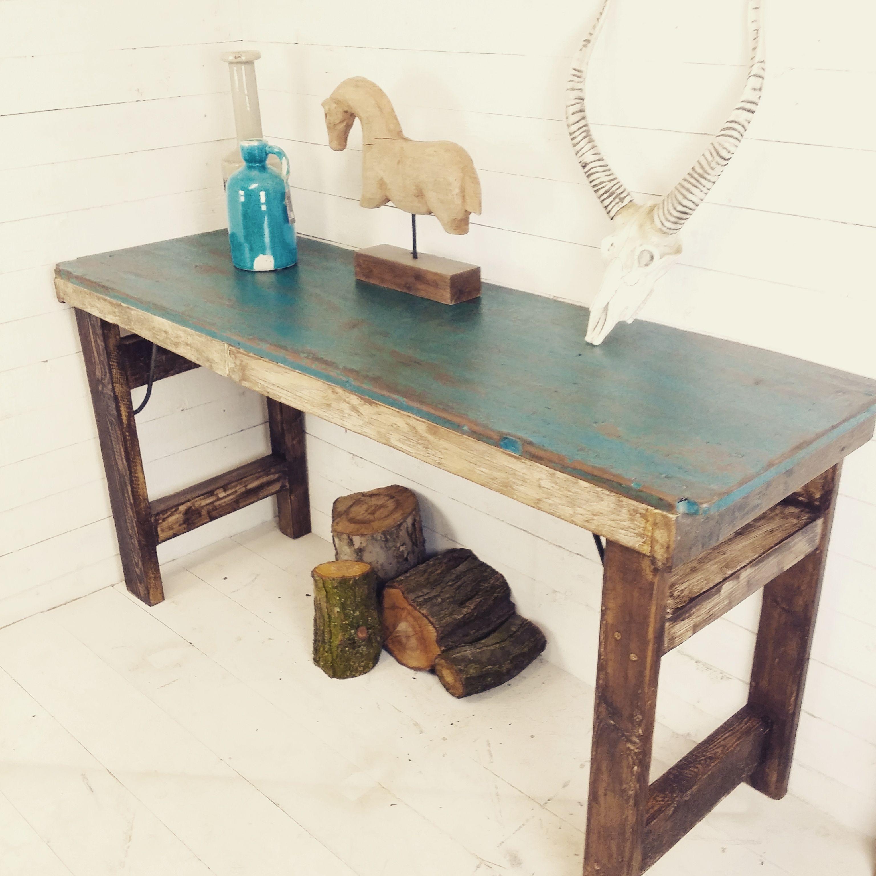alter shabby Werktisch Toll als sideboard In Deustchland hergestellt s