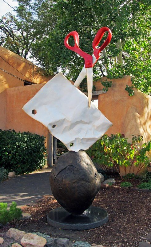 Pin By Ginny Johnson On New Mexico Style Contemporary Crafts Found Object Art Public Art