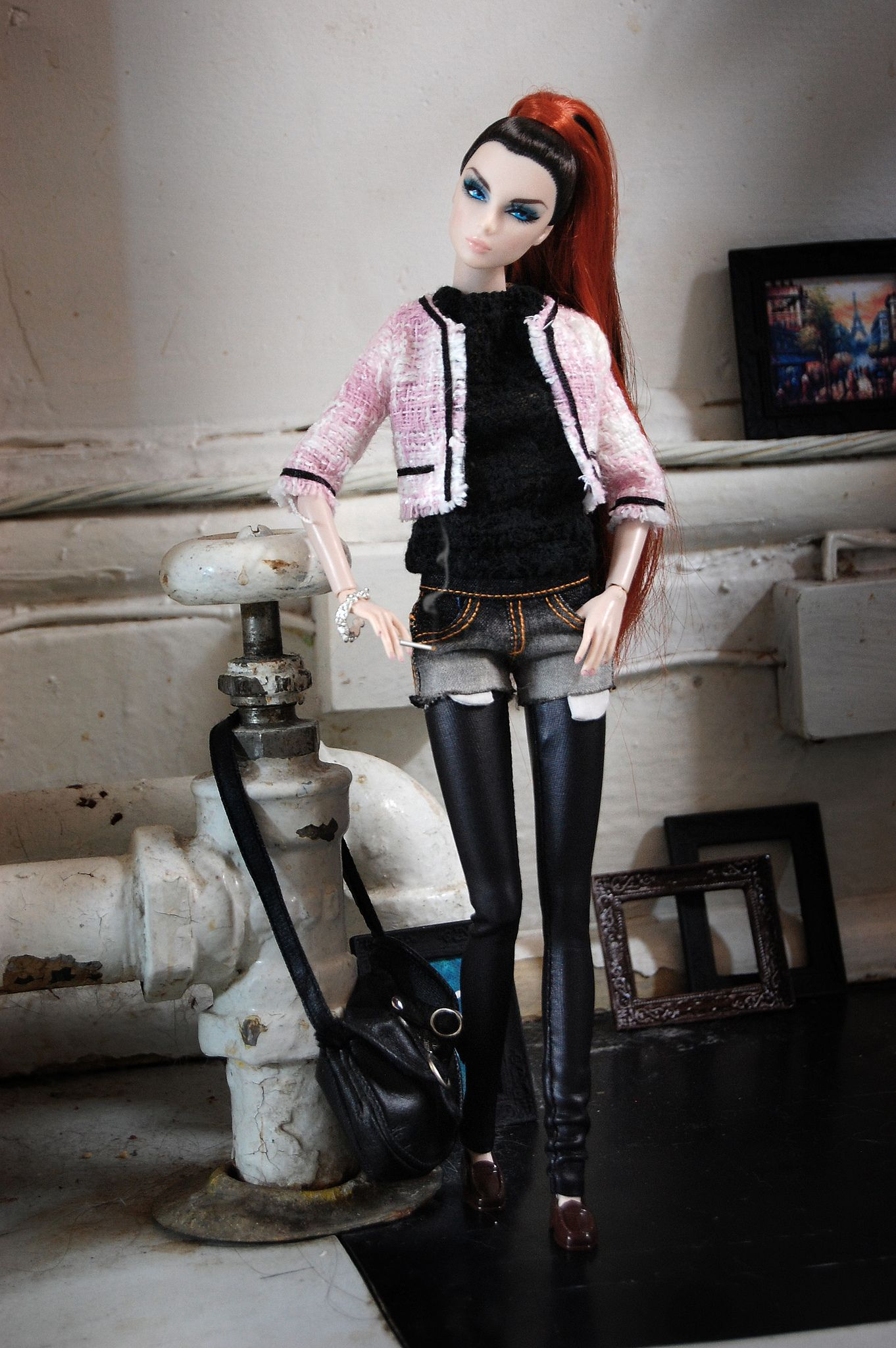 Chainsmoker Fashion Street Style My Girl