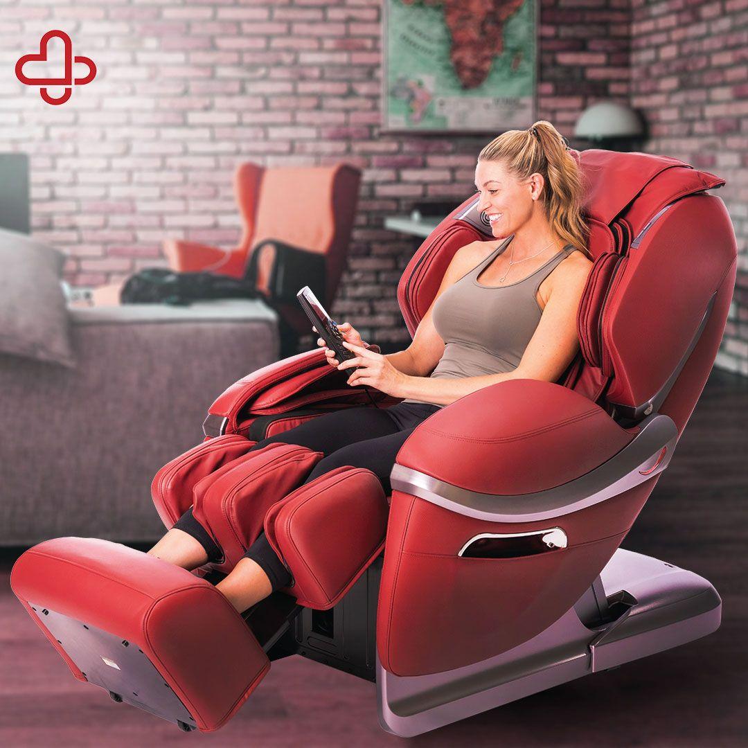 Zarifa Zero G 3D Massage Chair Massage chair, Massage