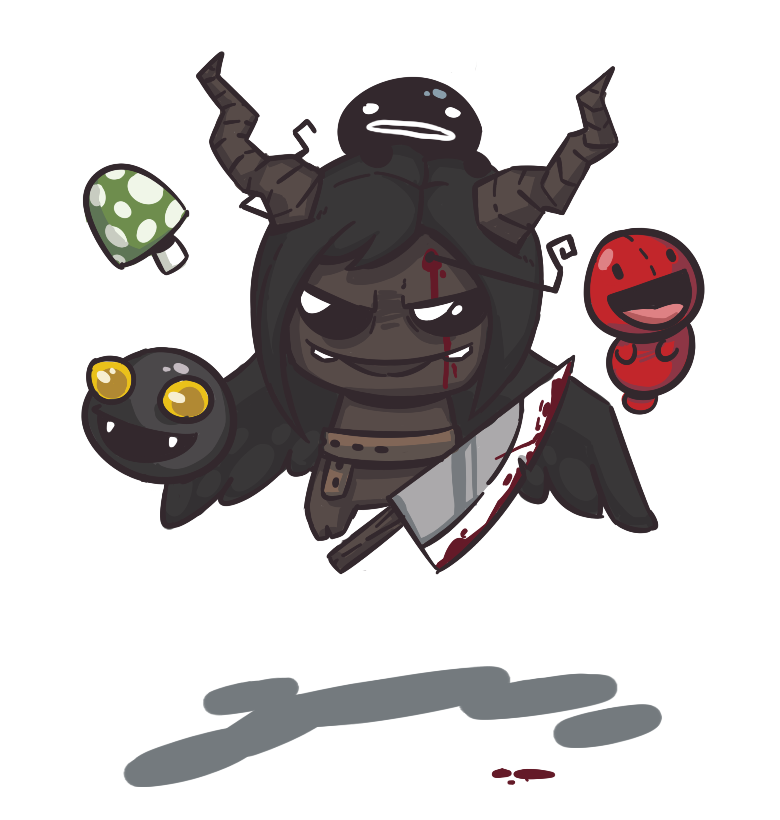 The Binding Of Isaac Image By Tronsonic On The Binding Of