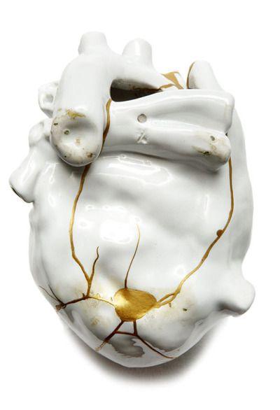 between the desire and the spasm | Kintsugi: the Japanese art of repairing broken... | Kintsugi,  Japanese art, Broken pottery