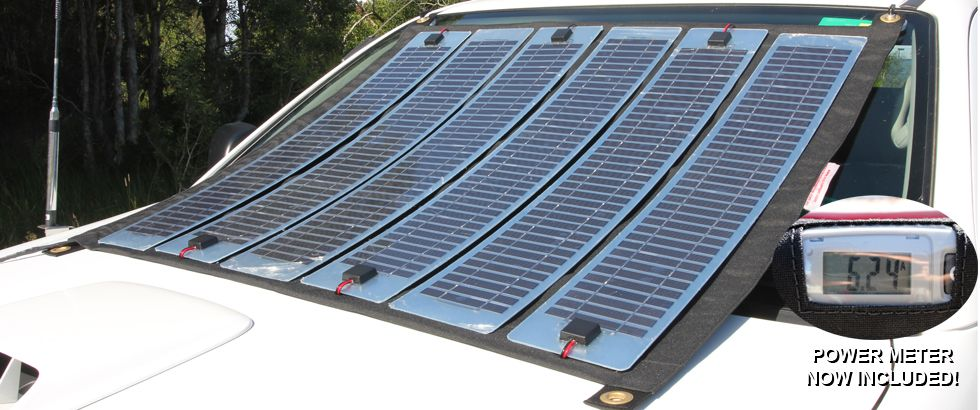 http://solar-panels-for-your-home.co/flexible-solar-panels.html Bendable solar panels.
