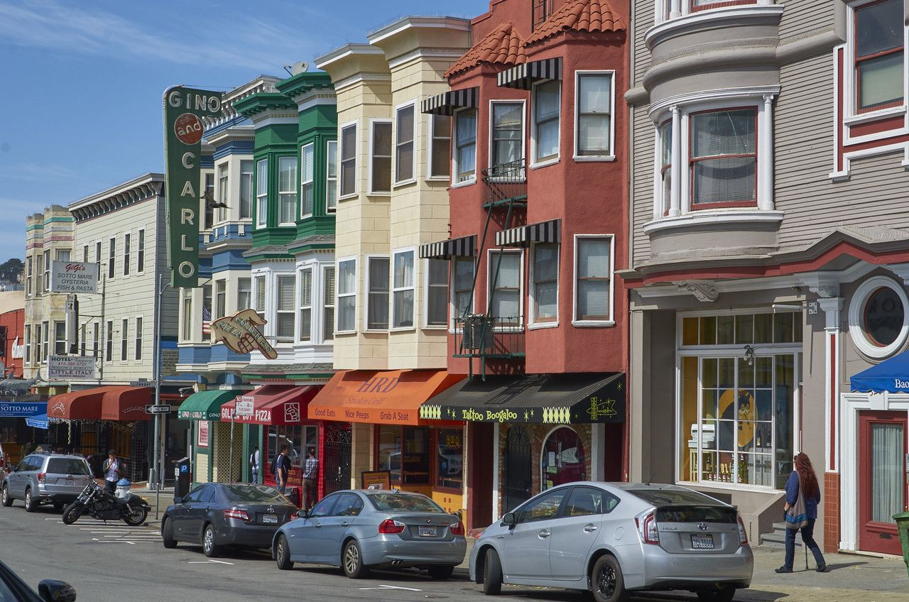 North Beach, San Francisco (With images) San francisco