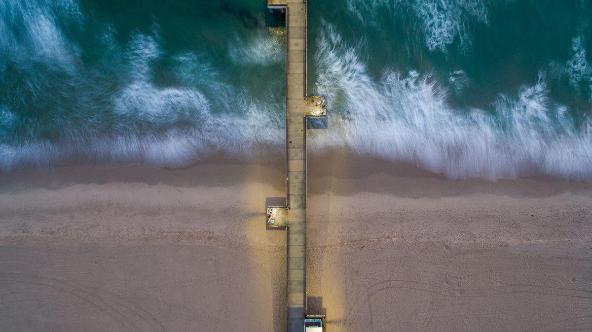 Venice Beach, California - http://bestdronestobuy.com/venice-beach-california-2/