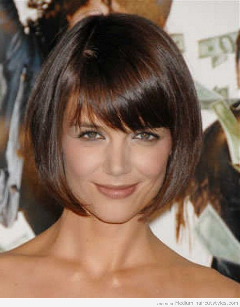 medium hair styles for women over short to medium