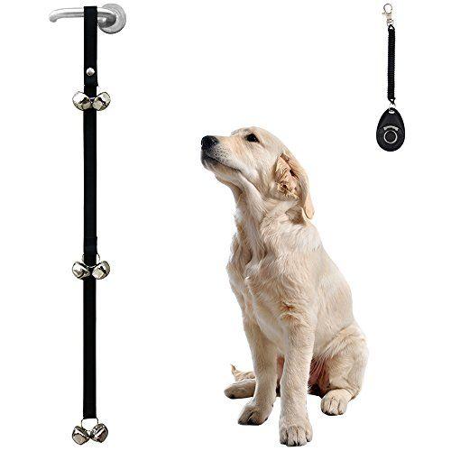 Dog Doorbell Rusee Dog Doorbells For Doggy Housetraining