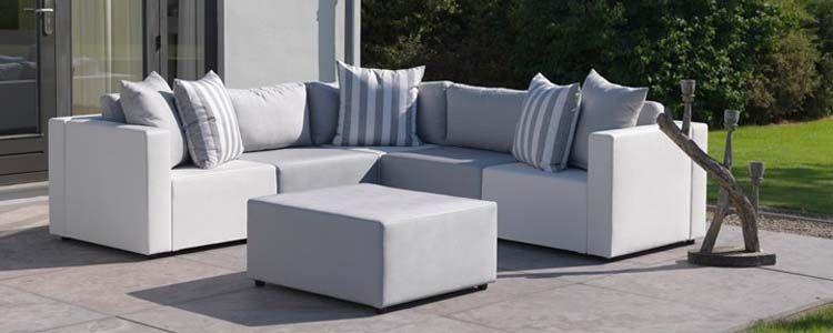 Outdoor Gartenlounge und Gartenmöbel - Chill Lounge ...