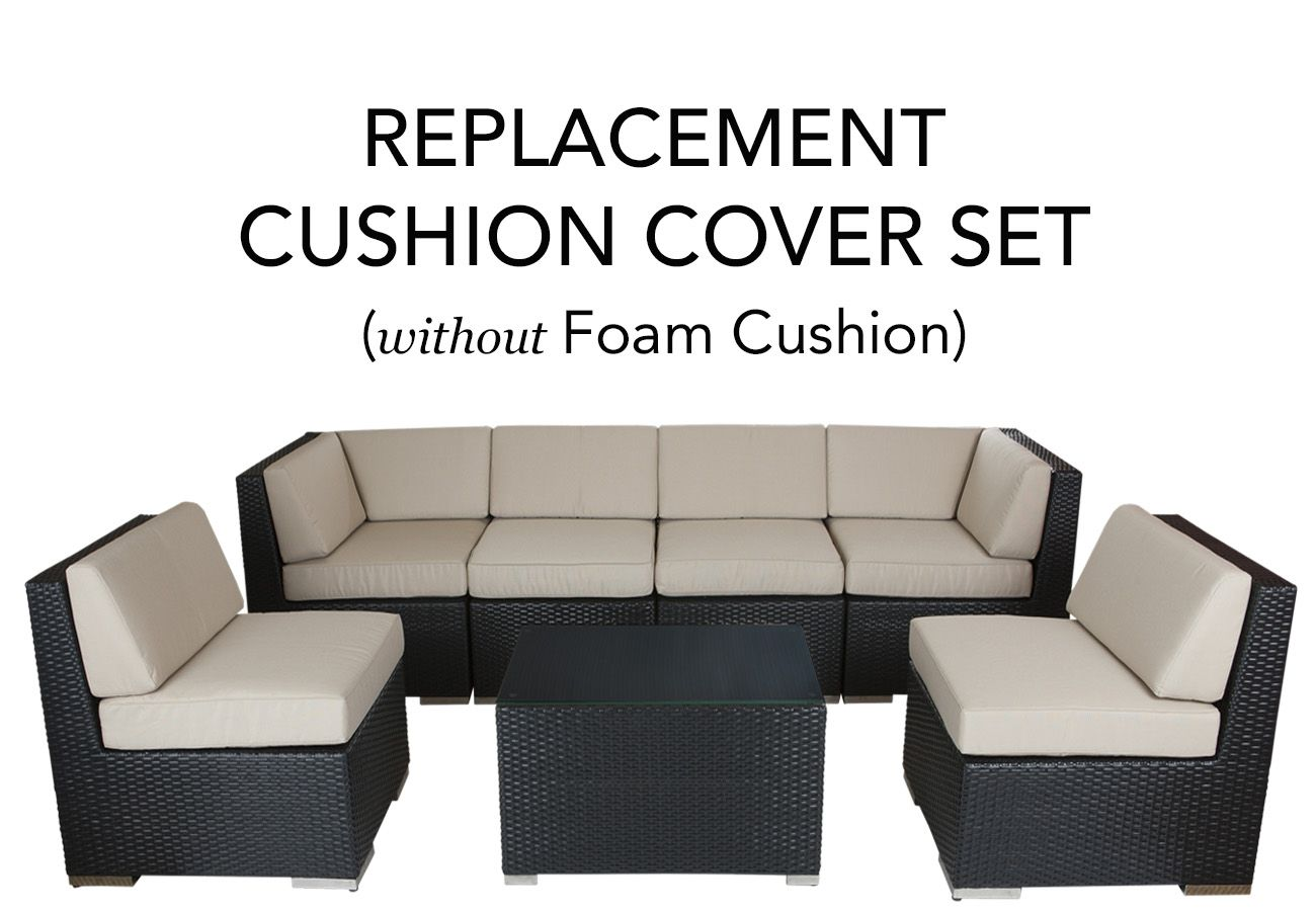 Outdoor Replacement Cushions For Patio Furniture In 2020