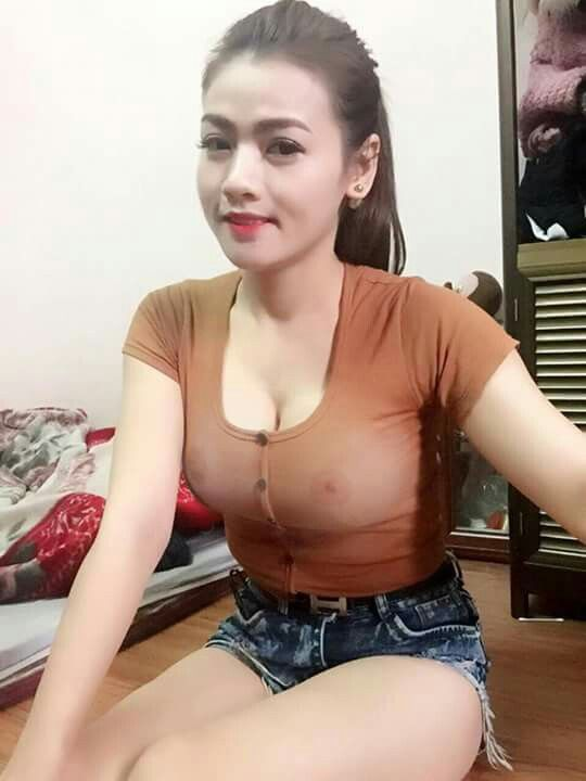 Hot sexy busty girl