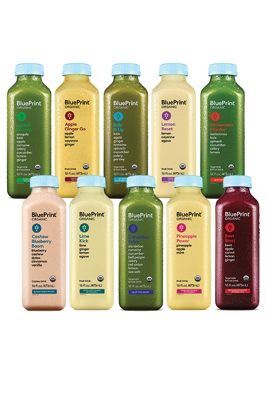 Blueprint organic has several cleanses along with a huge variety of blueprint organic has several cleanses along with a huge variety of delicious cold pressed juices malvernweather Image collections