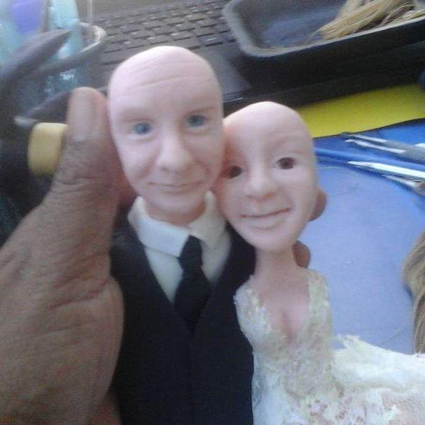 Work In Progress Https Www Facebook Com Hochzeitstortenfiguren