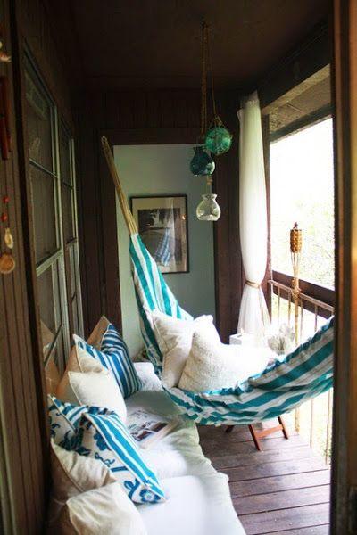 6 imágenes de terrazas con encanto   Decorar tu casa es facilisimo.com