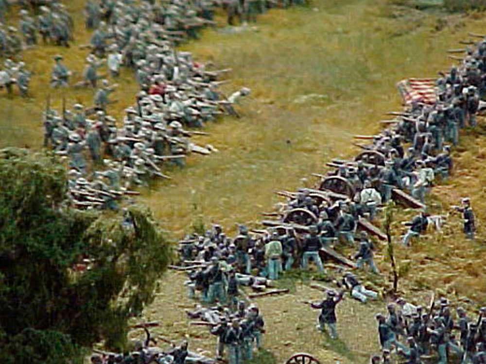 Artillery Ridge Camping Resort  Gettysburg Horse Park  History History Artillery Ridge Camping Resort  Gettysburg Horse Park