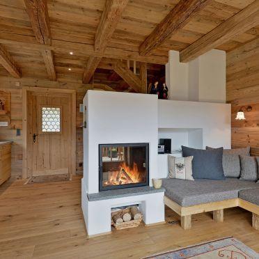 Bergchalet Klausner Die Hütte, Wohnraum Chalet design