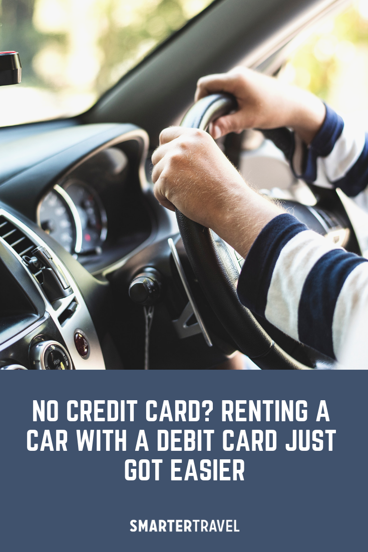 No Credit Card? Renting a Car with a Debit Card Just Got
