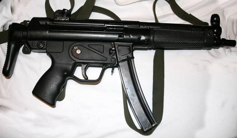 Modern Firearms - HK MP5