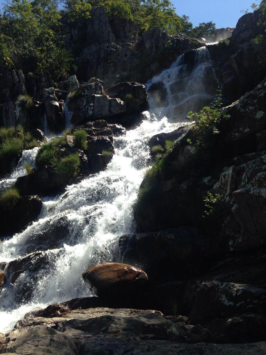 Cachoeira da capivara/Cavalcante-GO