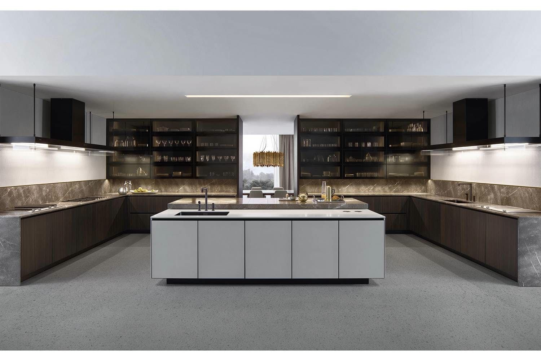 Arthena Kitchen by Design CR & S Varenna for Poliform | Kitchens ...