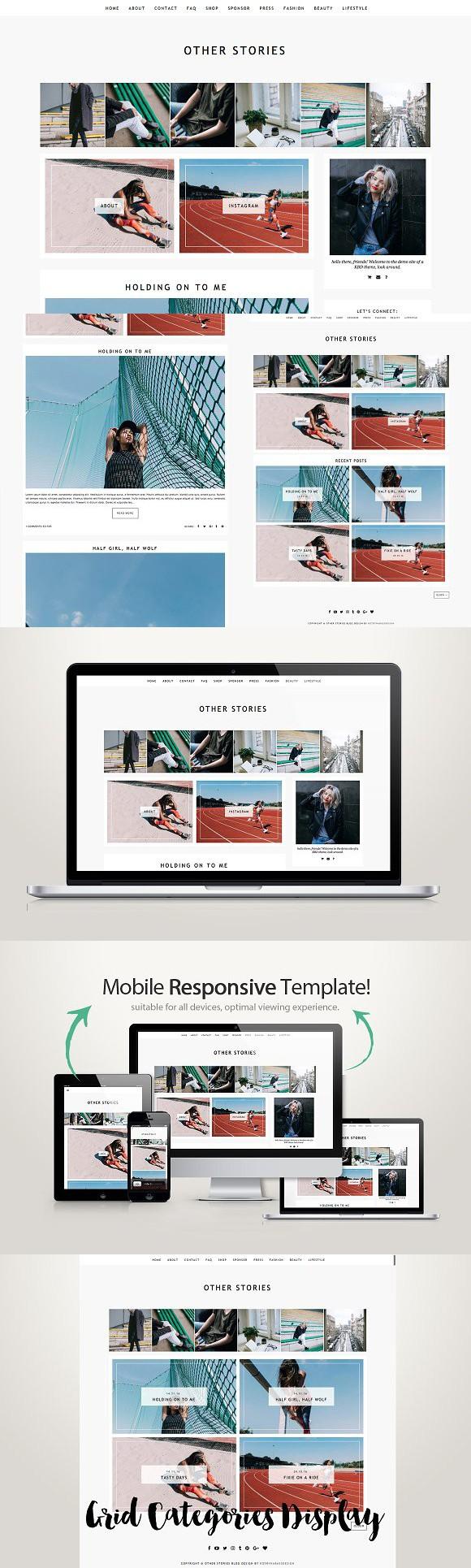 Wordpress Theme \