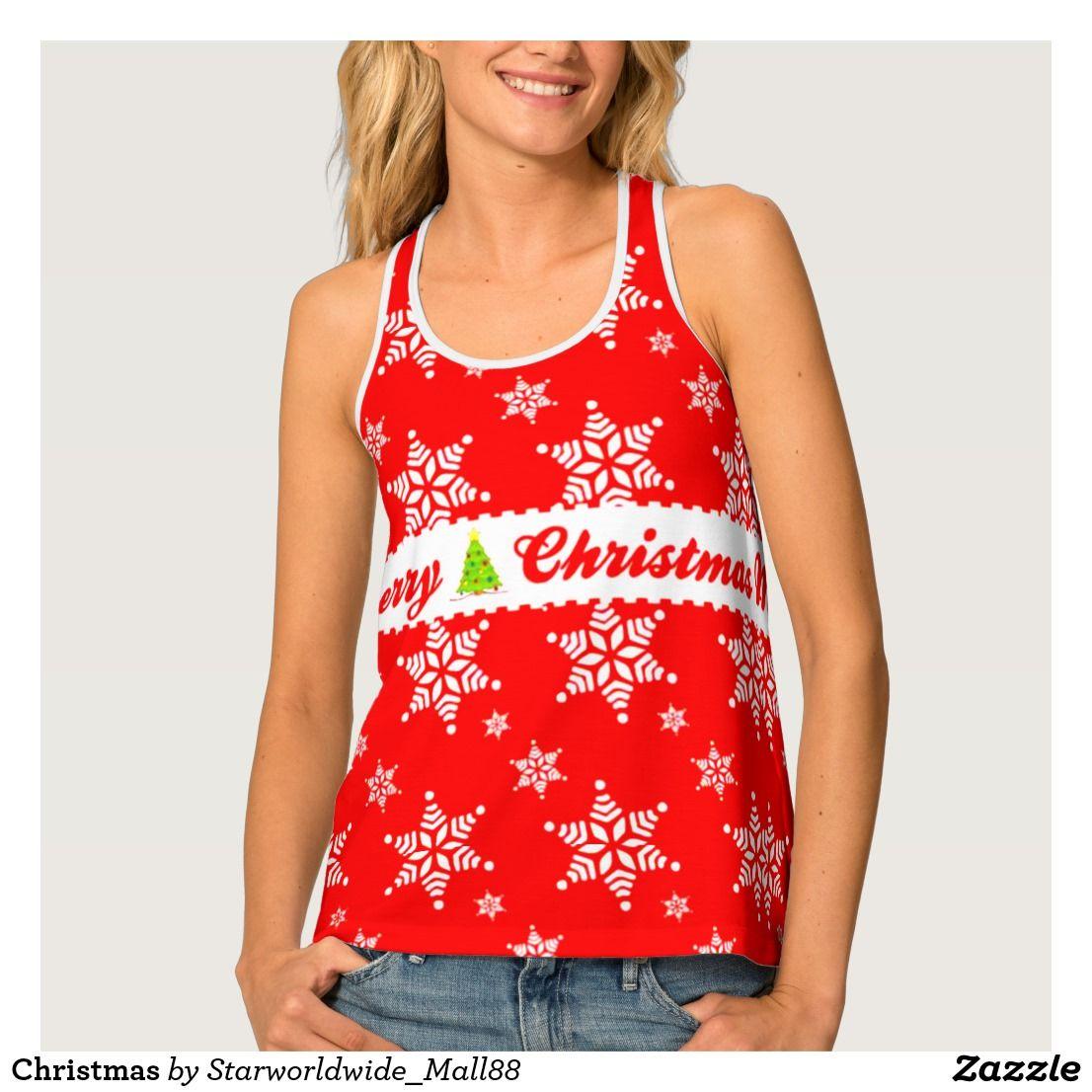 Funny Christmas Tank Tops.Christmas Tank Top Zazzle Com Christmas In July Tank Tops