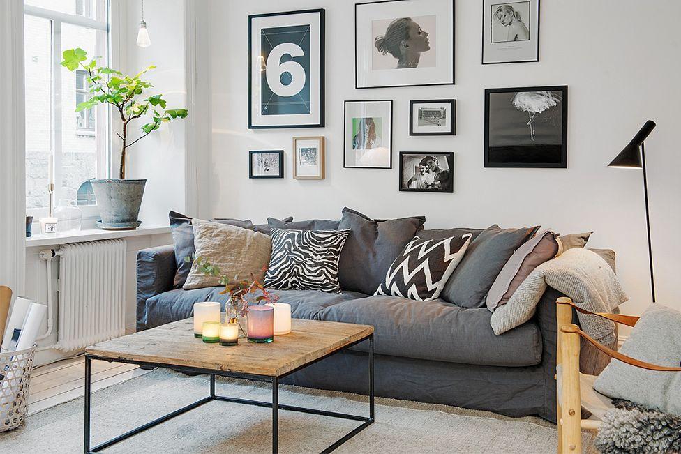 Inspirations déco salon sur pinterest ikea meuble tv et fixation murale de