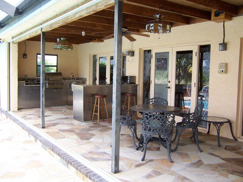 Outdoor Kitchen Designs with Roofs | The Master "|800|600|?|en|2|4c53f59655857175211113d9b8c3dea0|False|UNLIKELY|0.3009161651134491