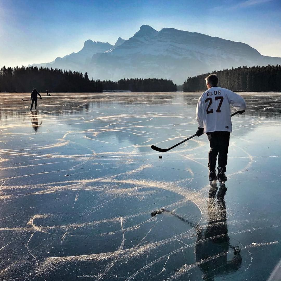 Pin By K M Allen On Outdoor Hockey Odr Canadian Road Trip Outdoor Rink Hockey