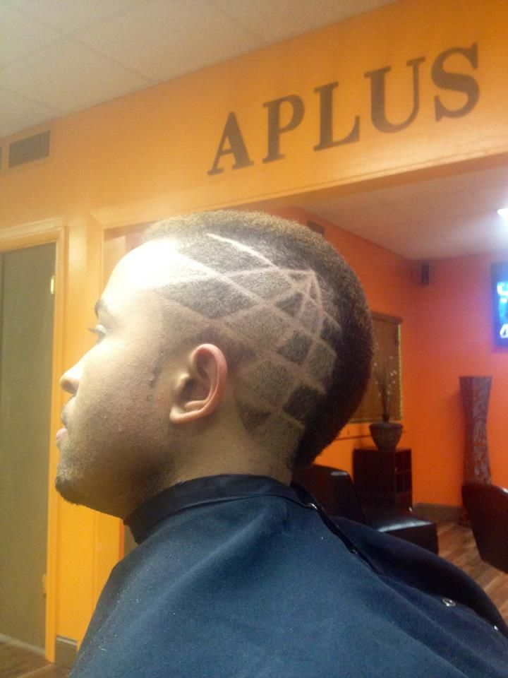 """A+ Barbershop. """"An upscale approach to barbering"""""""