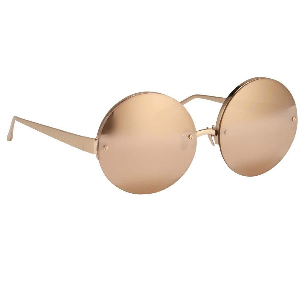 88aa18633be Linda Farrow 313-Rose Gold - Sunglasses - SHOP BY CATEGORY - Women - Linda  Farrow